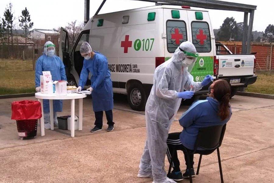 Corrientes: Salud realiza investigaciones epidemiológicas en Mocoretá