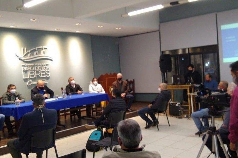 Corrientes: Se realizaron más de cien testeos en Paso de los Libres y quedó dividida en ocho zonas