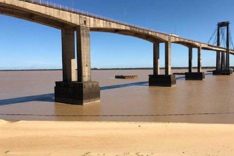 Situación hidrológica de los ríos Paraná y Uruguay
