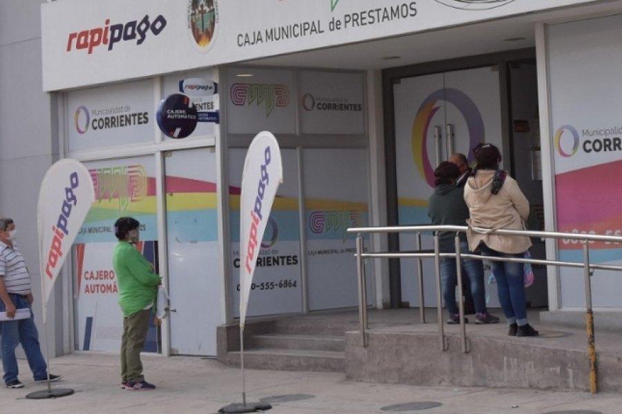 El jueves inicia el pago de sueldos a municipales de Capital