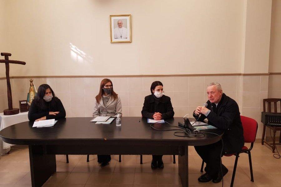 Corrientes: Iglesia local presentó normativas para cuidado de menores y personas vulnerables