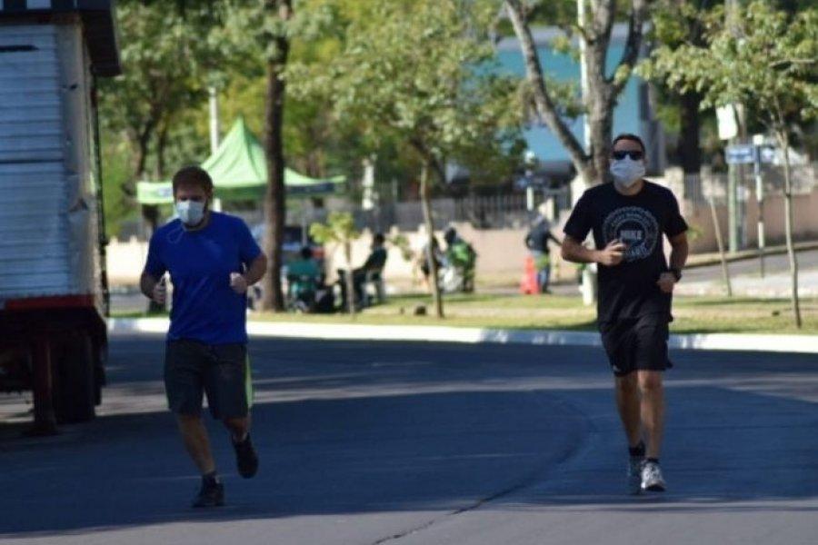 Corrientes prepara modificaciones en los horarios de caminata y ciclismo