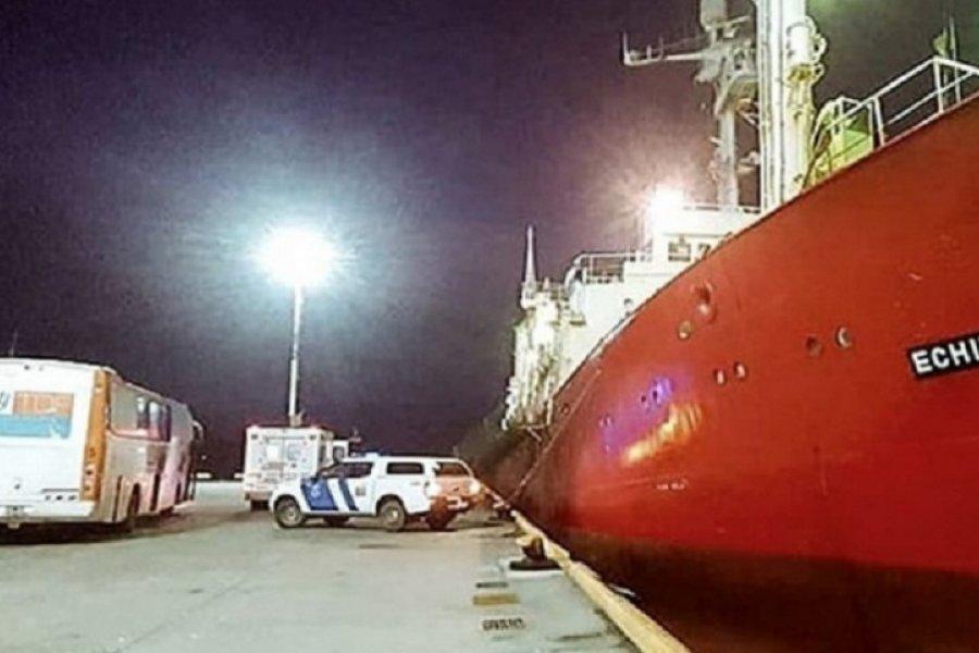 Covid-19: Más de 20 tripulantes regresarán a Corrientes luego de recibir el alta