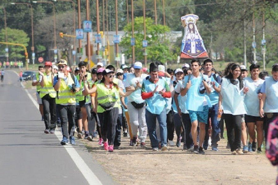 Jóvenes del NEA preparan la peregrinación virtual a Itatí