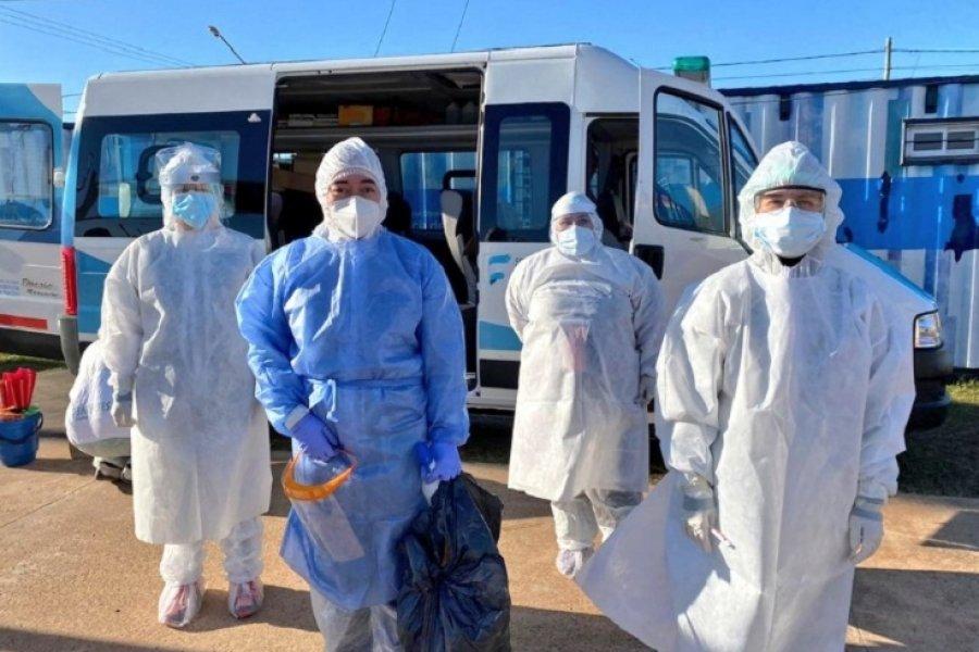 Corrientes: Confirmaron seis casos nuevos de coronavirus en Paso de los Libres