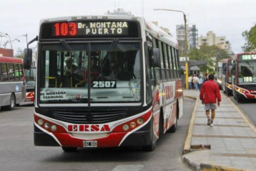 Corrientes: Levantaron el paro y el servicio de colectivos es normal