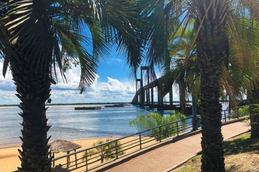 Fin de semana de verano en Corrientes: Temperatura máxima de 30 grados