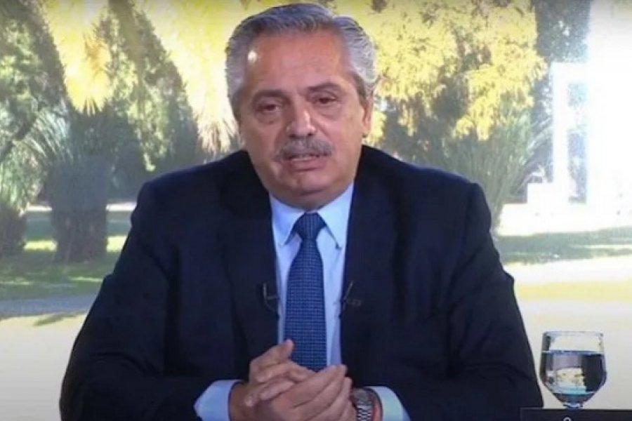 Alberto Fernández sobre la negociación con los bonistas: Seguimos hablando con todos