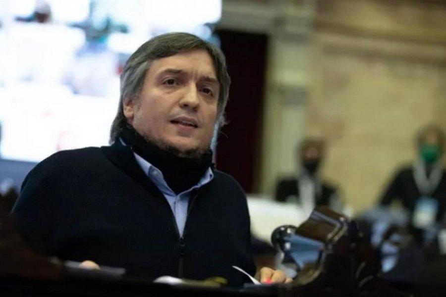 Máximo sobre Macri: Es mucho mejor turista que presidente