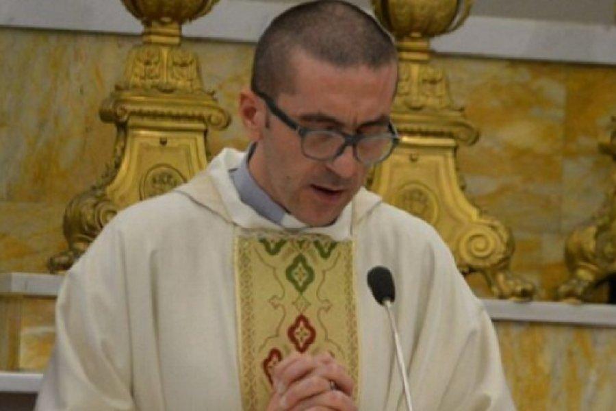 El sacerdote italiano Fabio Salerno nuevo secretario del Papa