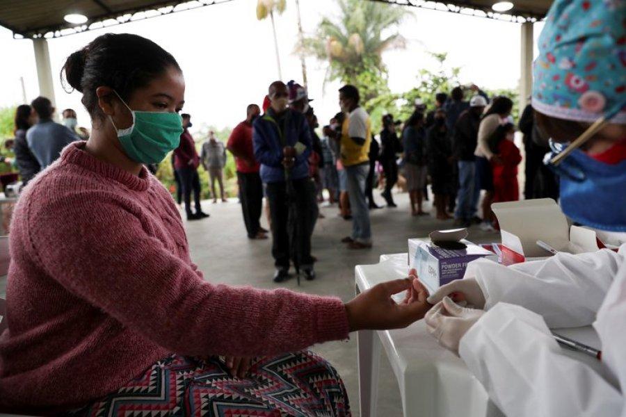 Brasil sumó 1.088 nuevos muertos y superó las 93.000 víctimas fatales