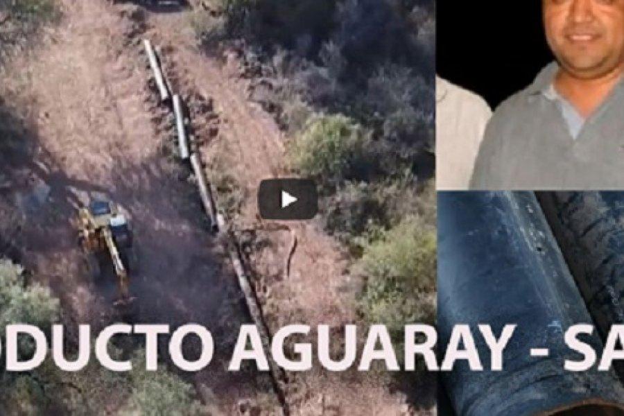¡Increíble! Se Robaron 35 Kilómetros De Gasoducto En Salta