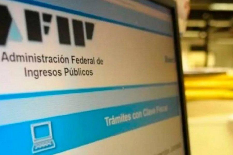 La AFIP postergó hasta el 31 de agosto la suspensión de embargos a las empresas
