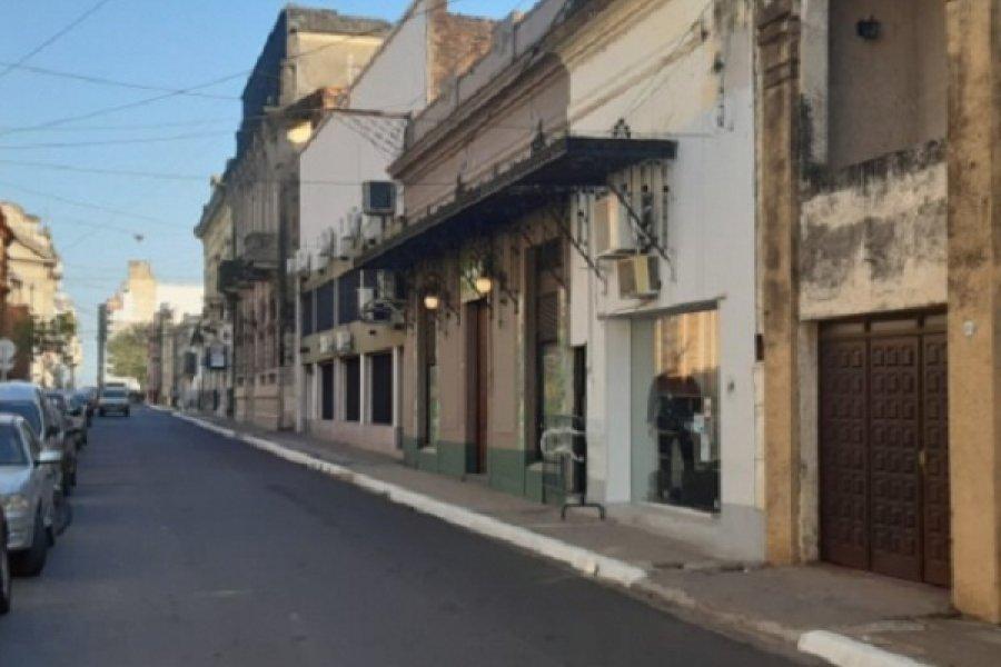 Coronavirus: Aislaron una casa en el microcentro de Corrientes