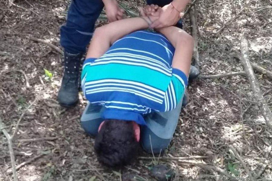 Policía baleado por cazadores furtivos en Perugorría