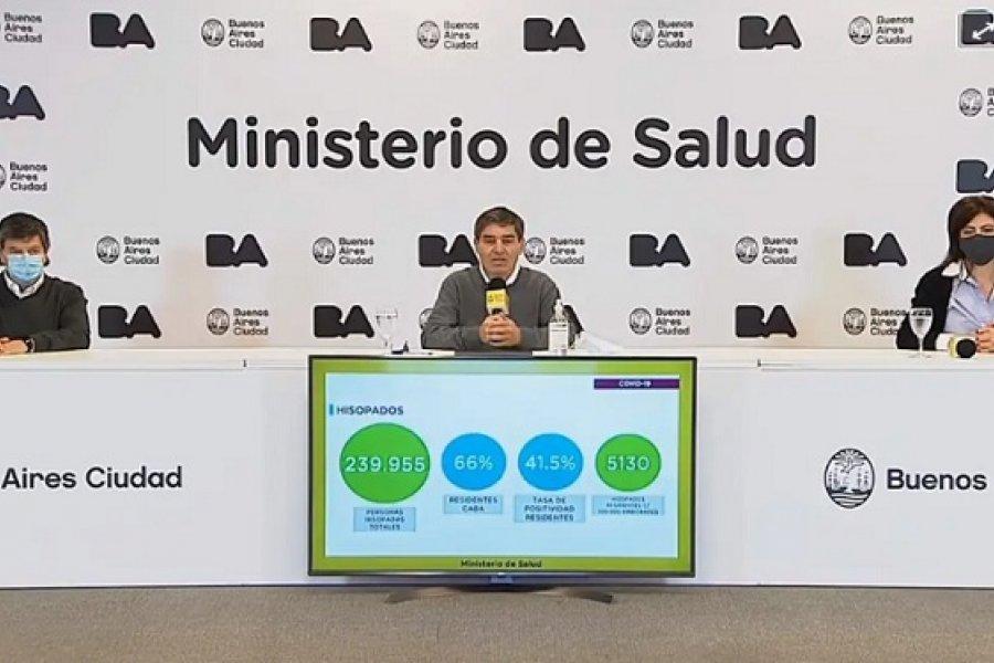 Los conceptos de Fernán Quirós en el arranque de la nueva fase: reuniones sociales, plasma y otros virus