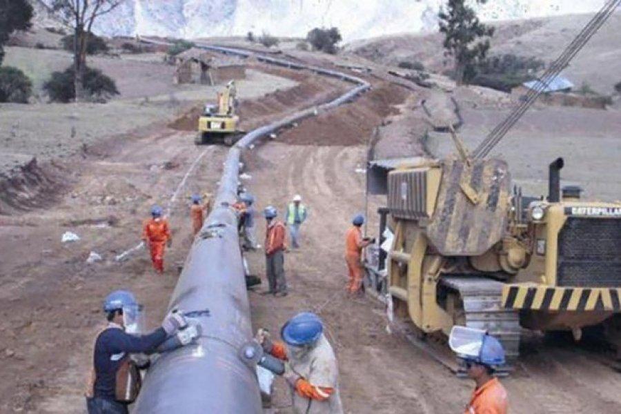 Investigan el millonario robo de 35 kilómetros de caños del gasoducto del NEA
