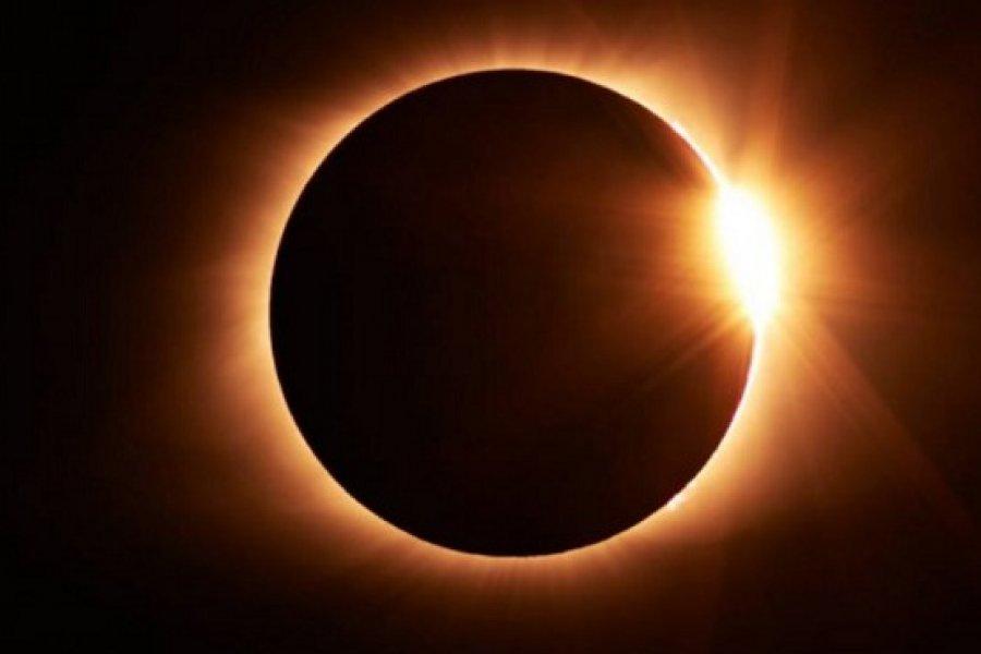 Eclipse solar: Mercedes Corrientes quedará en penumbras