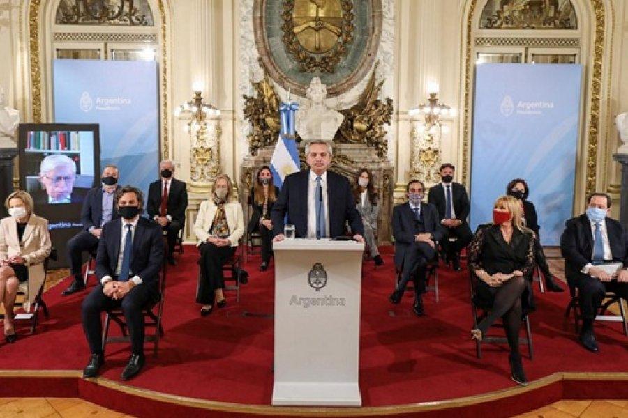 La reforma judicial comienza a ser debatida con la presencia de la ministra Losardo