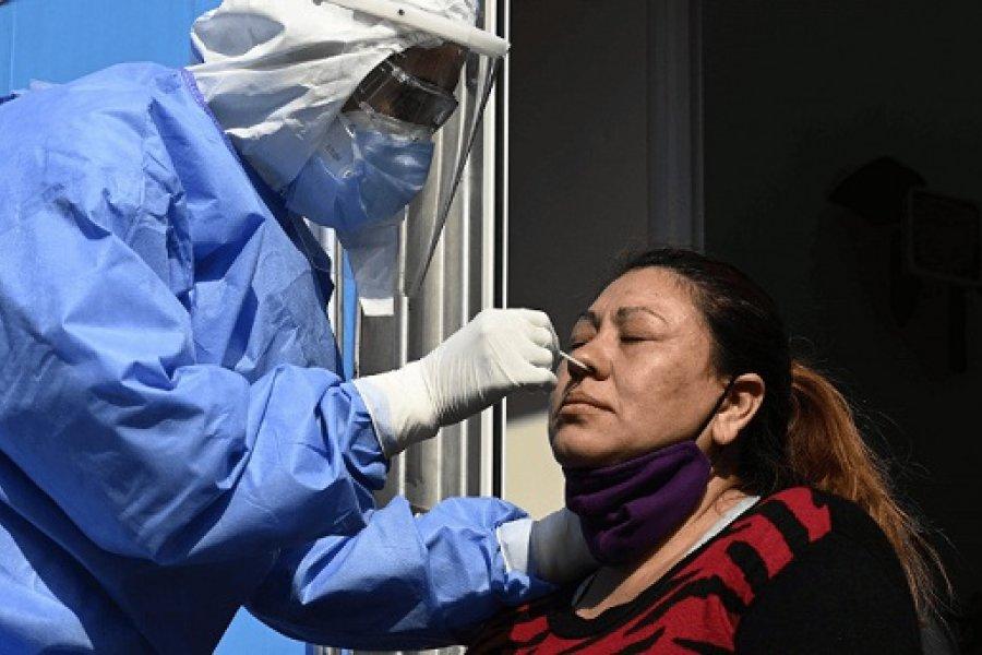 Coronavirus: Con 52 nuevas muertes, hay 3.863 víctimas fatales en el país
