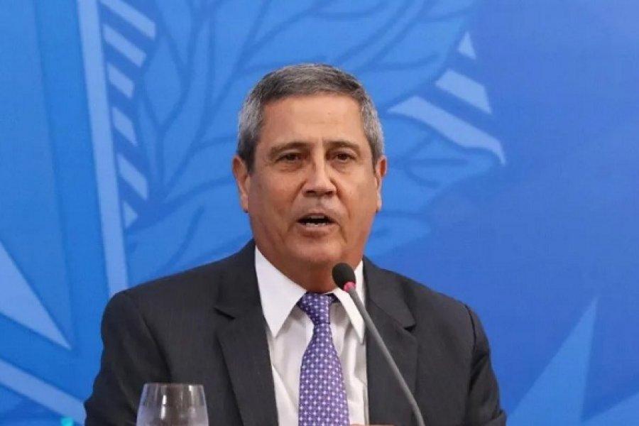 Brasil: El jefe de Gabinete de Bolsonaro también dio positivo de coronavirus