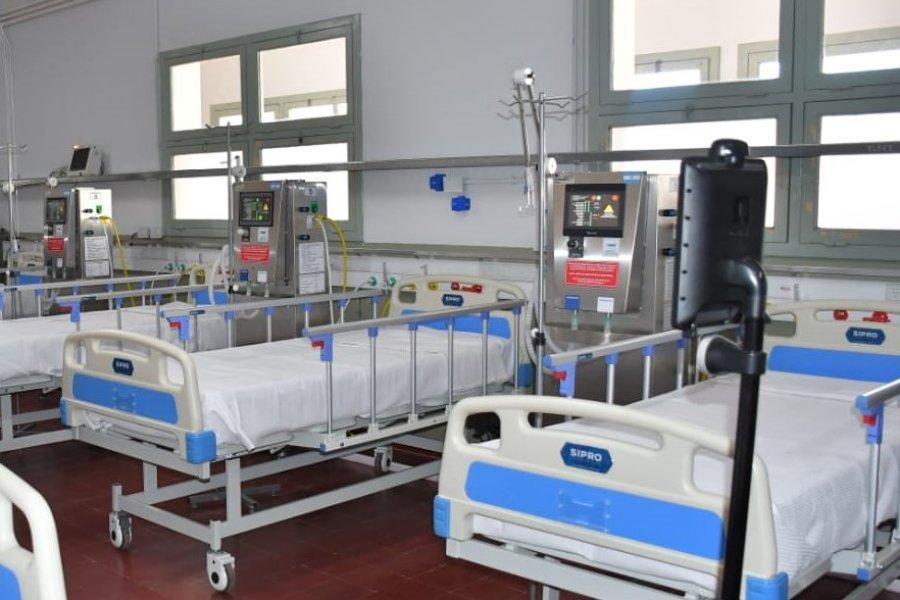 Corrientes tiene doce pacientes con Coronavirus internados, uno en terapia intensiva