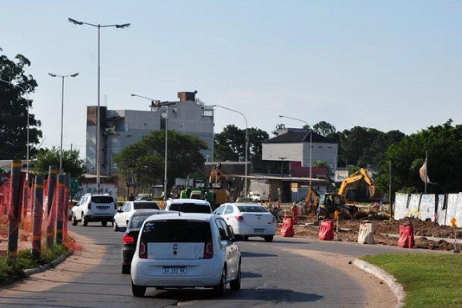 Autovía: por obras, desde hoy miércoles habrá desvíos en la avenida Independencia