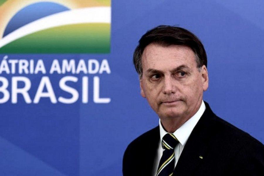 Brasil superó los 95.000 muertos y Bolsonaro se niega a ayudar a trabajadores de la salud