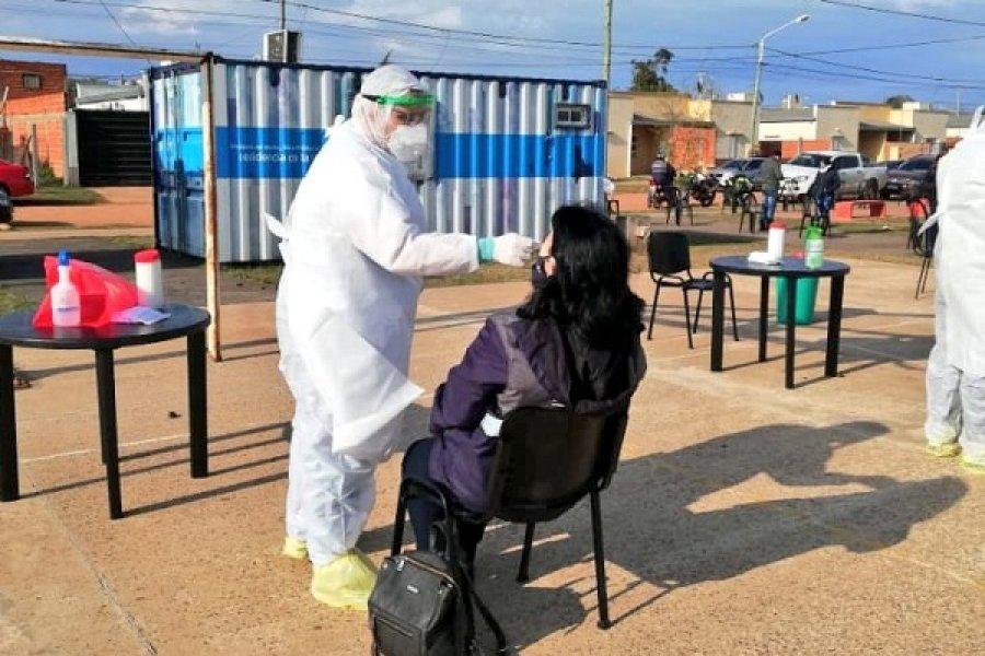 Coronavirus en Itatí: Se realizaron 30 hisopados