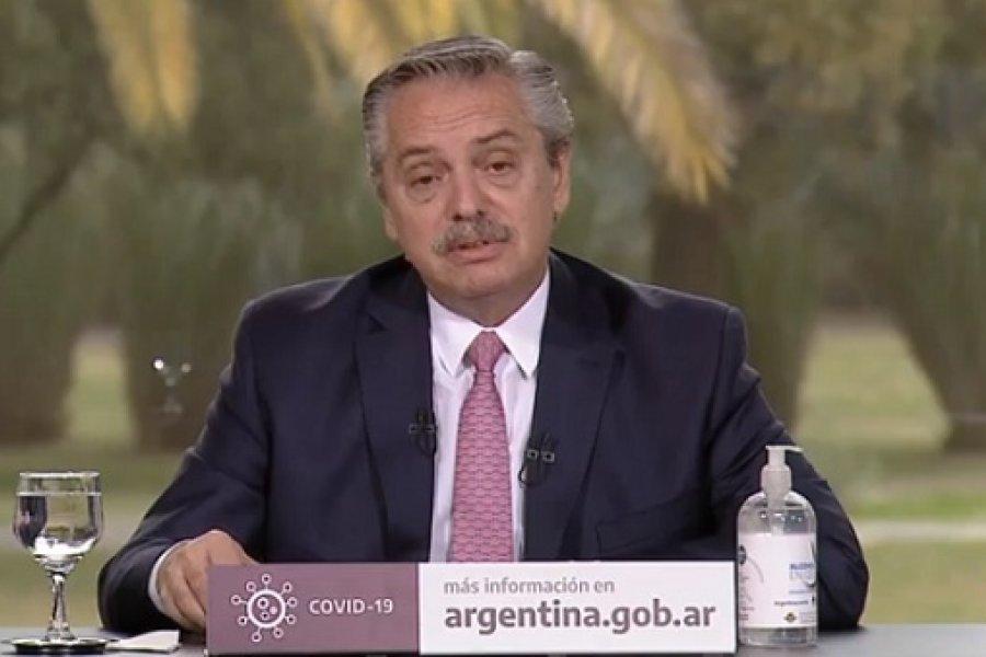 VIVO: Alberto Fernández pone en marcha el Hospital del Bicentenario