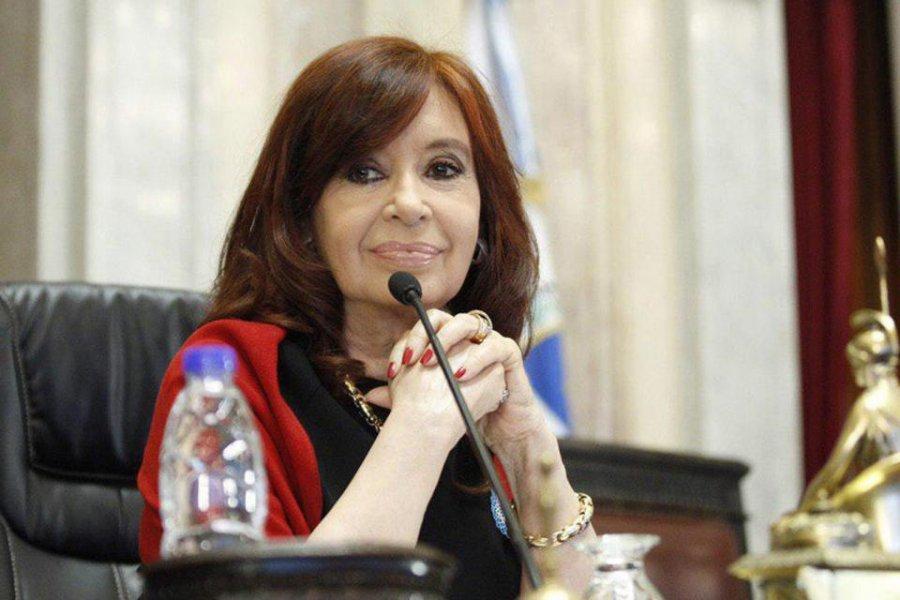 Cristina Kirchner se refirió a la reestructuración de la deuda