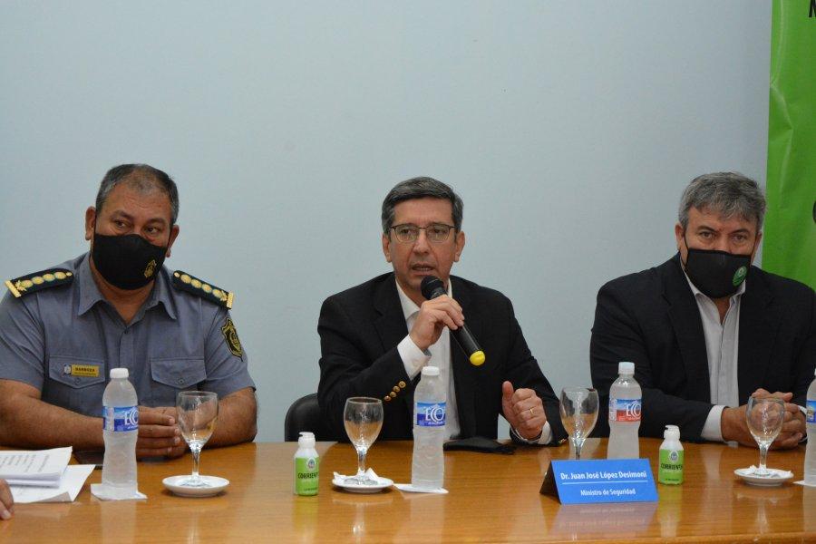 Presentaron plan para combatir los delitos en el campo