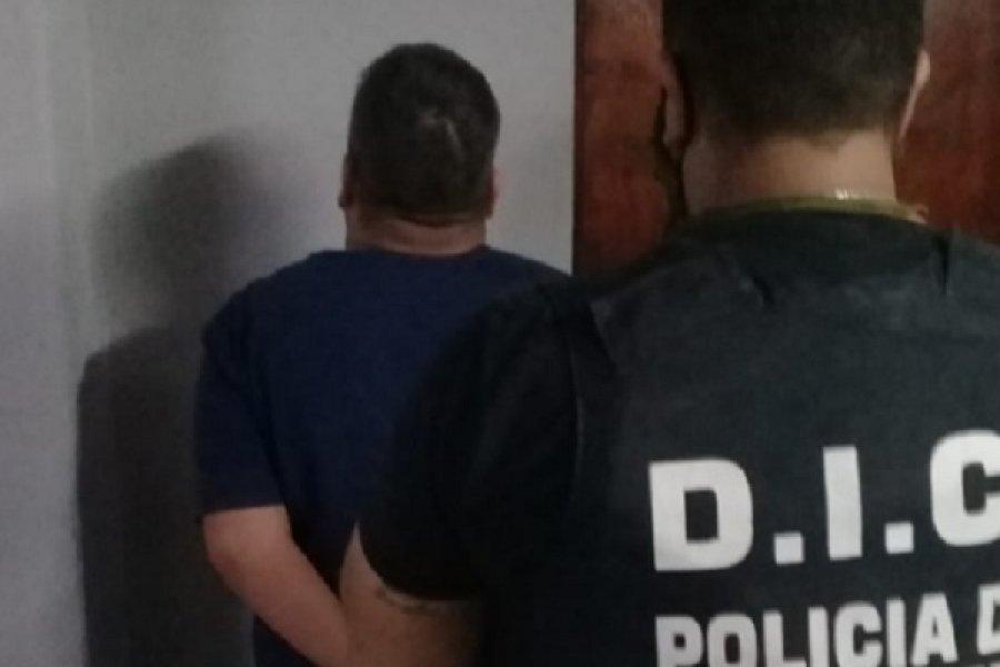 Detuvieron a uno de los delincuentes que vestido de policía asaltó a una pareja