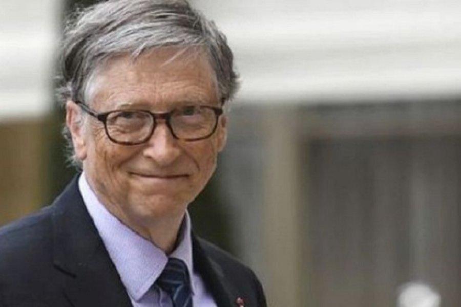 Gates insta a EE.UU. a ayudar a países pobres con acceso a vacuna