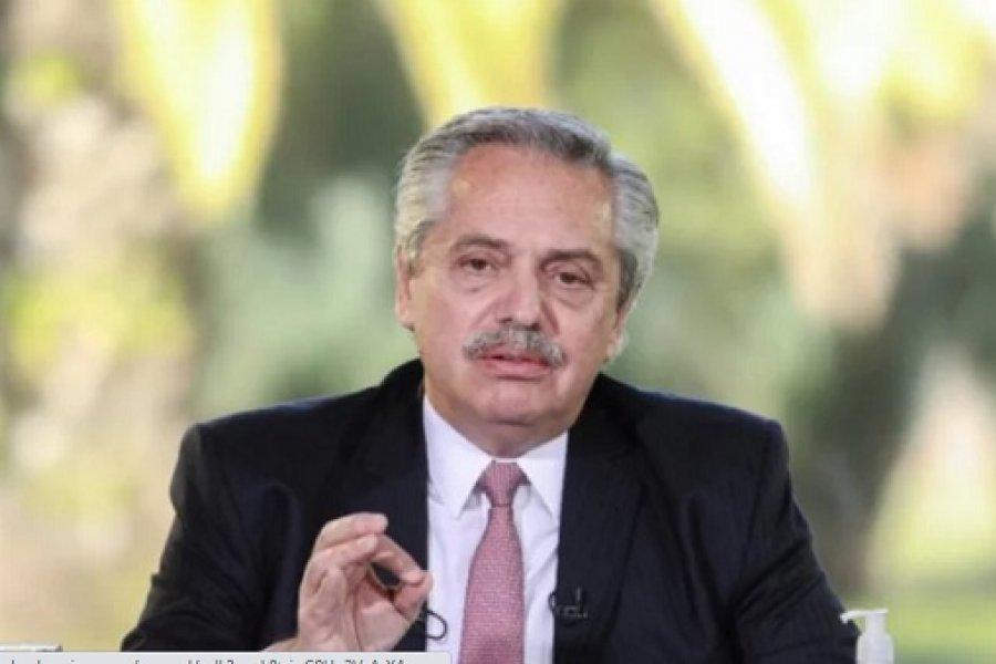 El presidente Alberto Fernández anunciará obras para Corrientes
