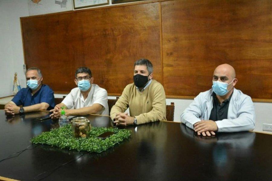 Virasoro: Aguardan resultados de hisopados para confirmar medidas preventivas