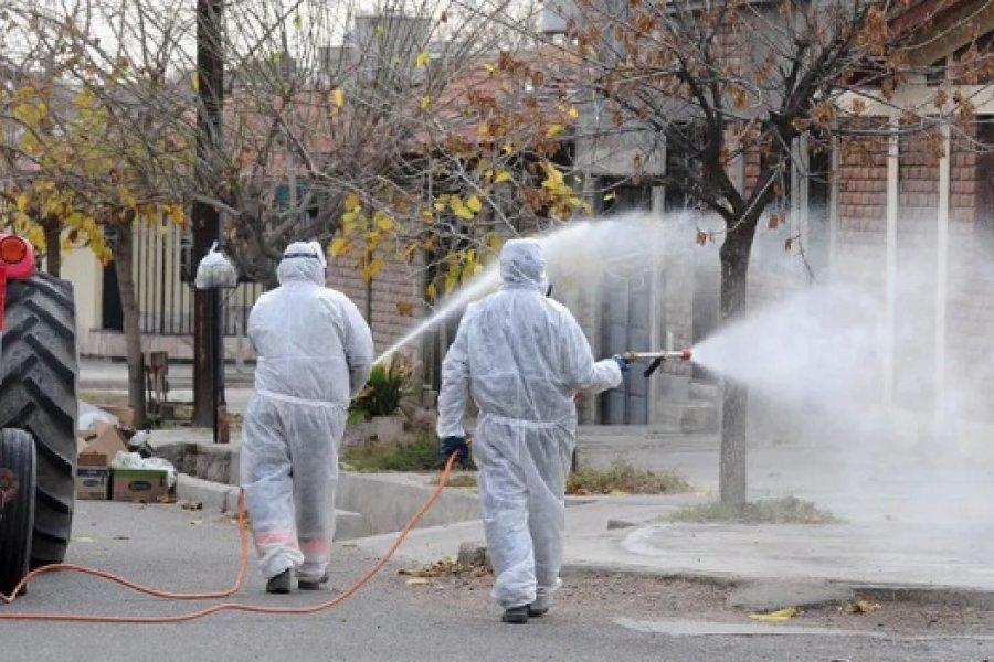 Confirman 29 nuevas muertes por coronavirus: Ya son 4.135 los fallecidos en el país
