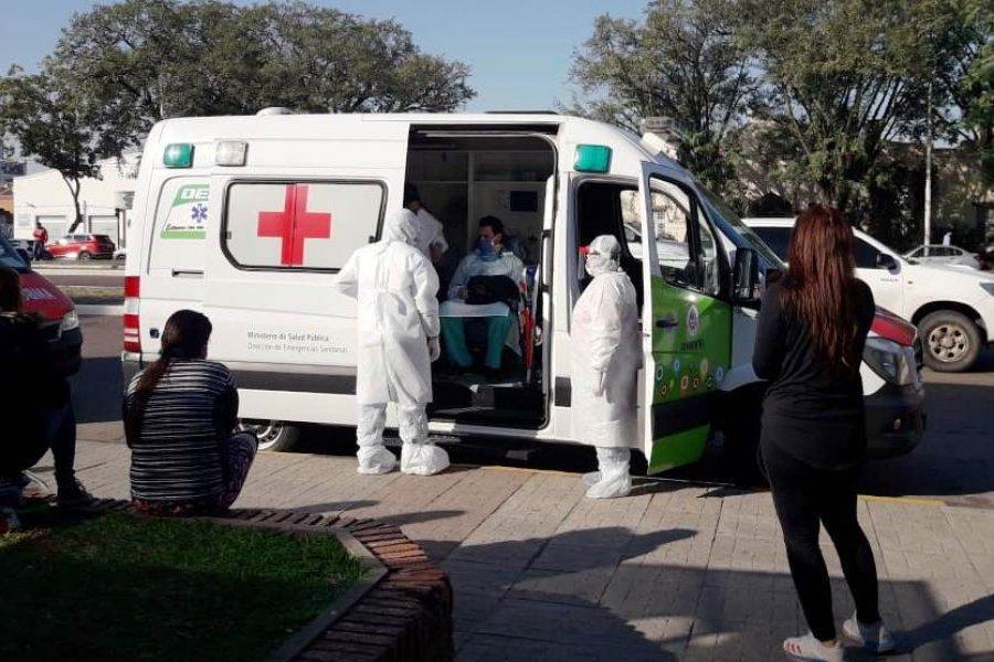 Corrientes realizó el cuarto operativo de ablación en tiempo de pandemia