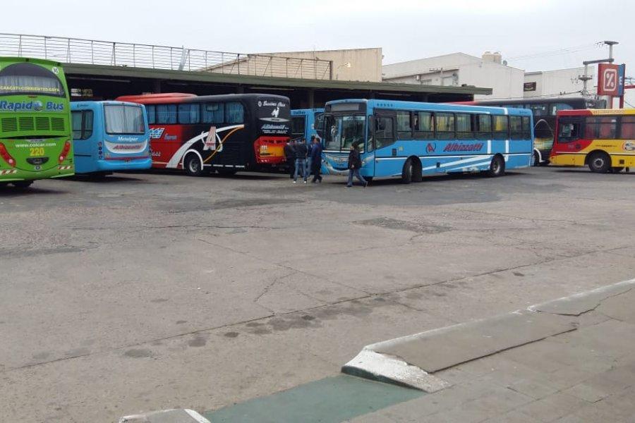 Piden la rehabilitación del transporte entre Goya y Esquina