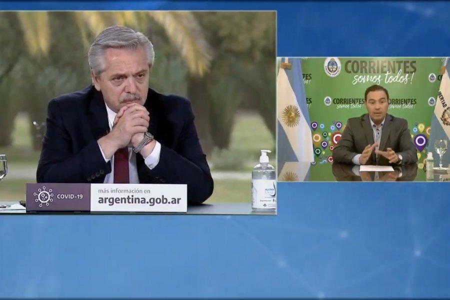 Detalle de las obras que el Presidente anunció para Corrientes