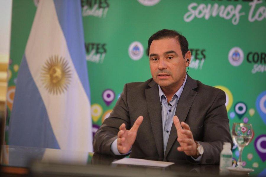 El presidente Fernández anunció la construcción de una planta depuradora cloacal para Capital