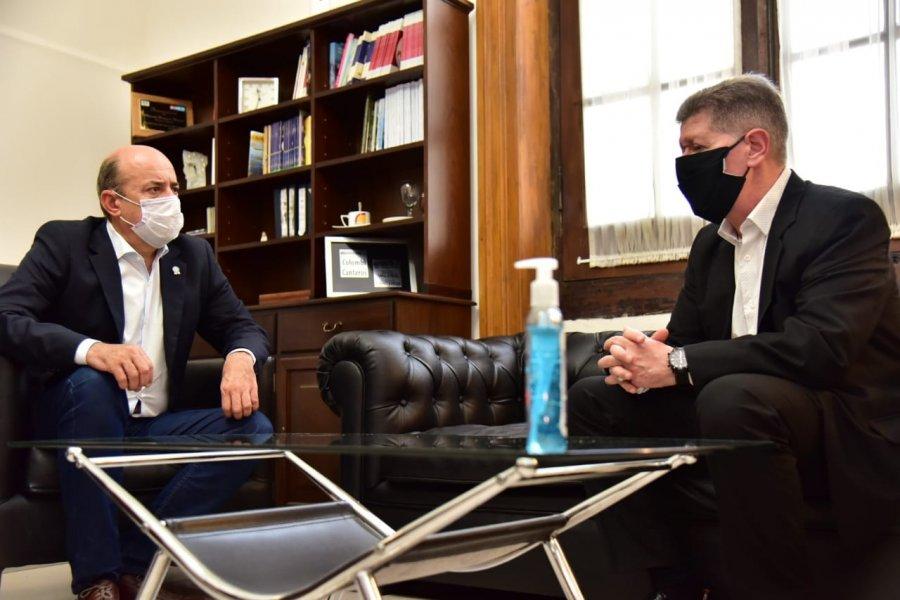 El vicegobernador Canteros pidió buscar la unidad de la fe