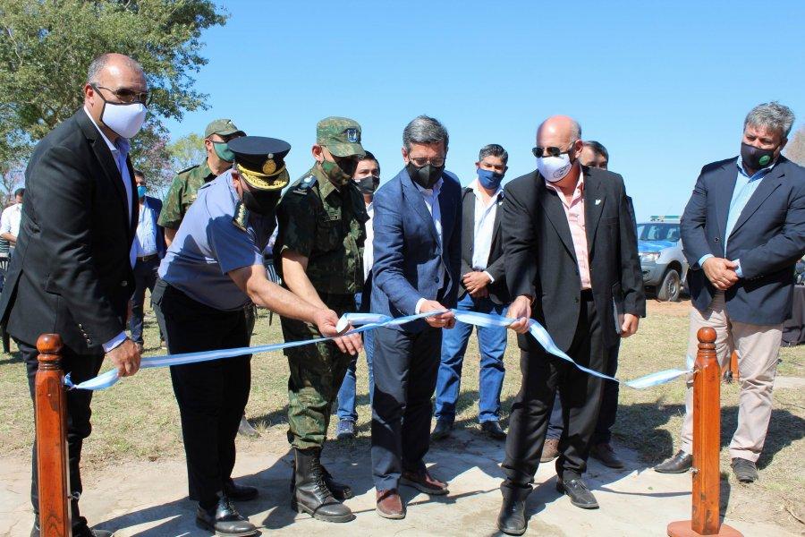 Inauguraron una delegación del PRIAR en Caá Catí
