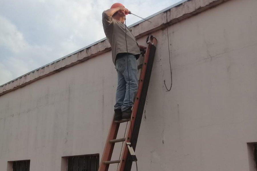 Caemc llevará fibra óptica desde Parada Labougle hasta Estación Libertad y Colonia Libertad