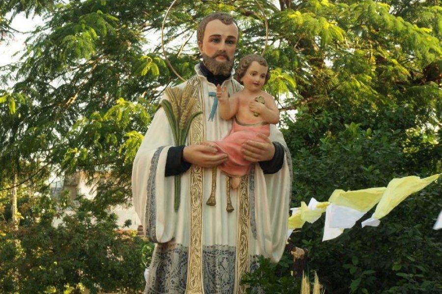 Sin procesiones y con misas televisadas, se celebra mañana San Cayetano
