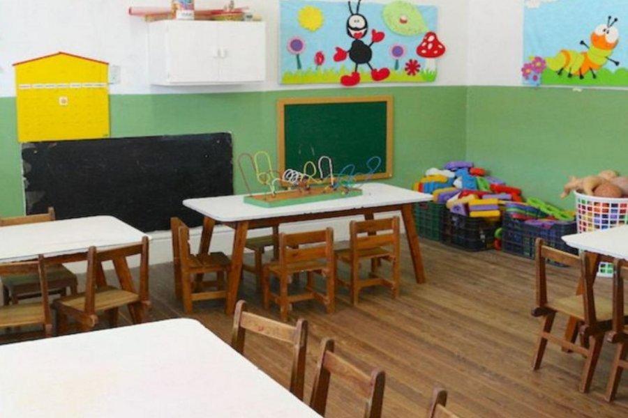 Polémica por la reapertura de los jardines maternales en Goya