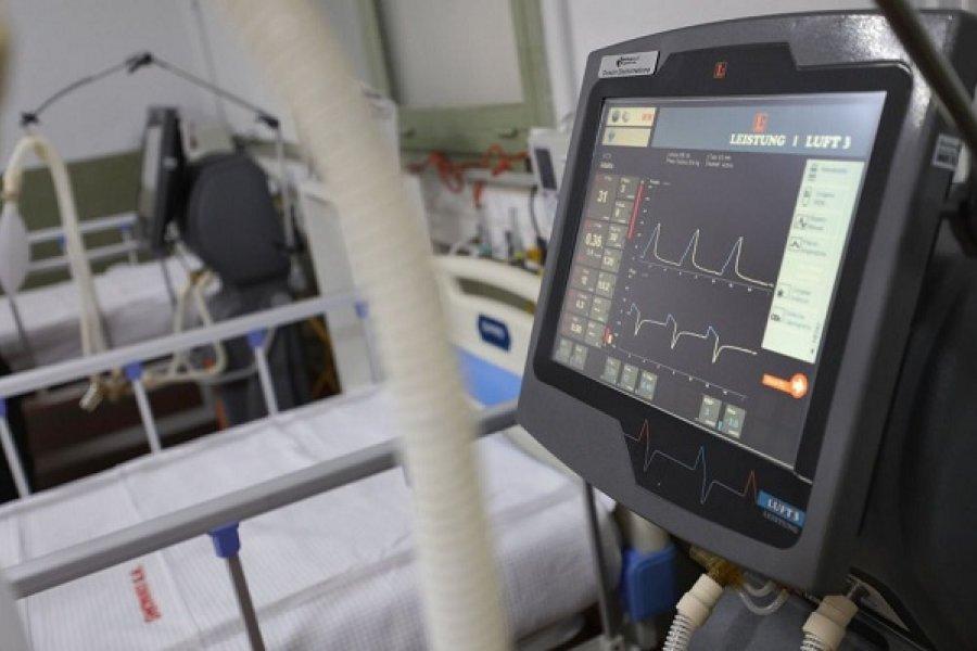 Corrientes: 25 pacientes están internados en el Hospital de Campaña