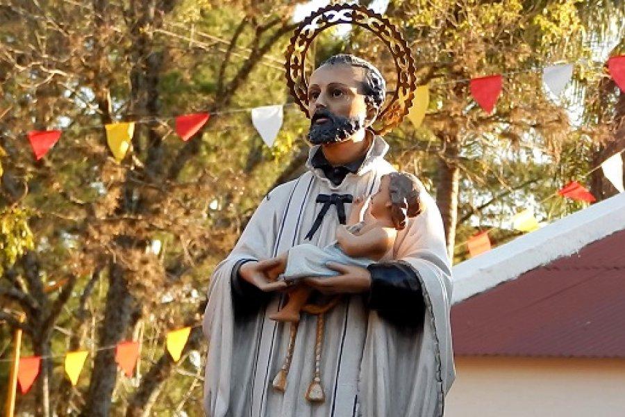 Corrientes: Celebraciones a San Cayetano de manera virtual