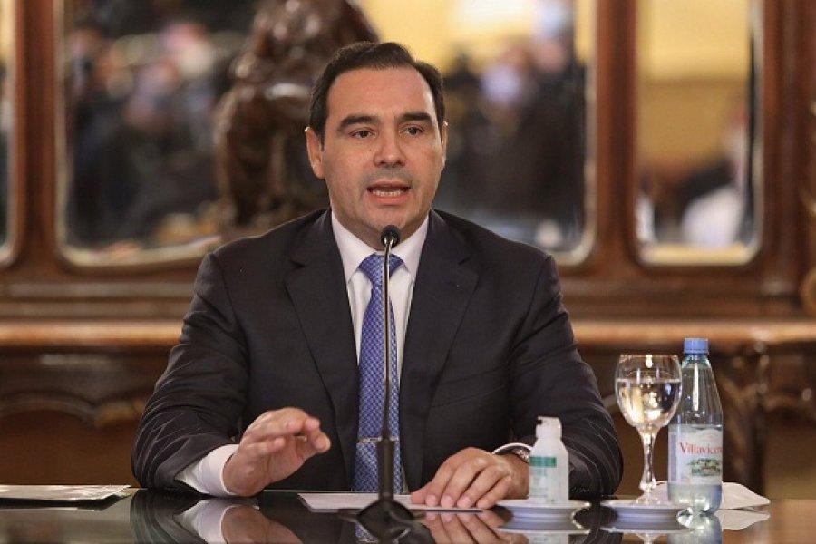 Corrientes: Expectativa por la conferencia de Valdés
