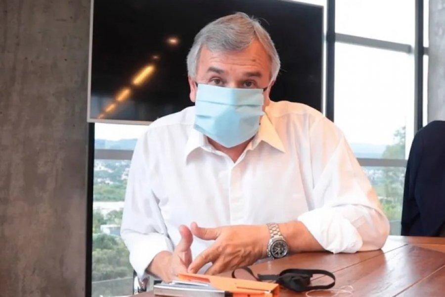 Coronavirus en Jujuy: Morales advirtió que parte del sistema de salud pública ya está colapsado